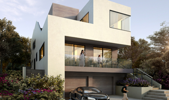 Canada Residence, Modern Home design and architecture in San Clemente, CA, Foxlin Architects