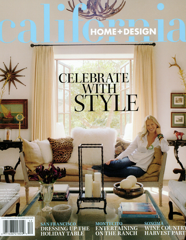 Bon California Home And Design Magazine