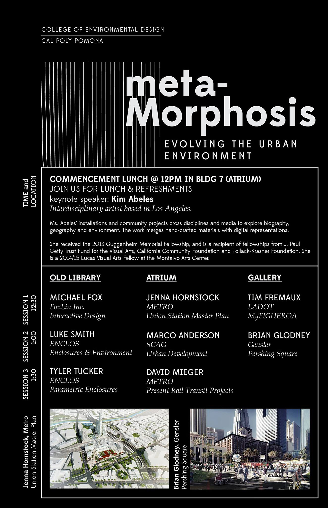 Metamorphosis: Evolving the Urban Environment
