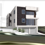 Mateo Lofts is a small community in the heart of San Clemente, California, Foxlin Architects