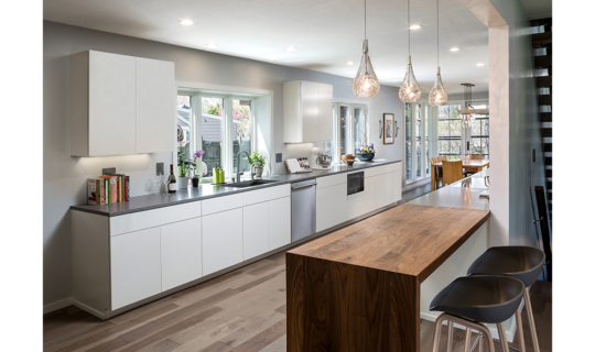 Foxlin FoxPoint Full Remodel Addition Kitchen
