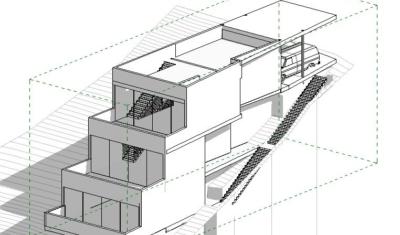 Duplex lofts in San Clemente