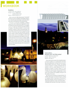 Form Magazine Article on Bubbles by FoxLin Architects