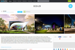 ECO-29 Foxlin Architects event space