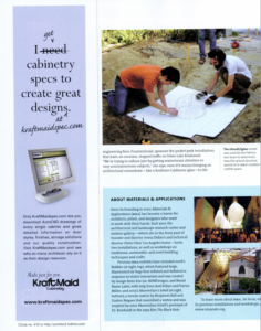 Architect Article On FoxLin Architects for Bubbles Project