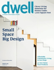 Foxlin Architects featured in Dwell Southern California Magazine
