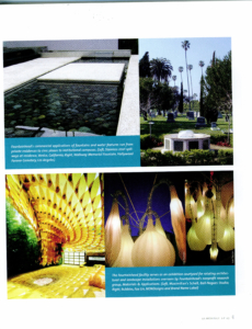 FoxLin Architects featured in LA Architect for Bubbles project in Southern California Architects