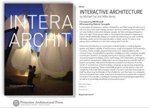 "Interactive Architect by Michael Fox, FoxLin Architects, Southern California Architects ""Bubbles"" Princeston Review"