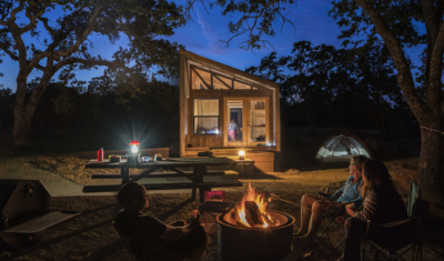 Revamp the Camp Spring Lake with FoxLin Architects