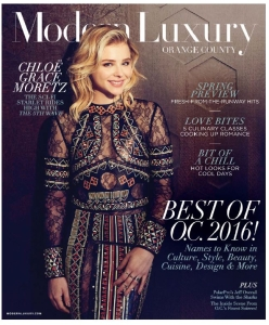 FoxLin Press OC Modern Luxury Magazine 2016