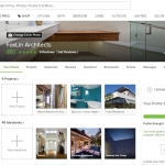 Foxlin Architects awarded Houzz Best Of in Service 2016, Orange County