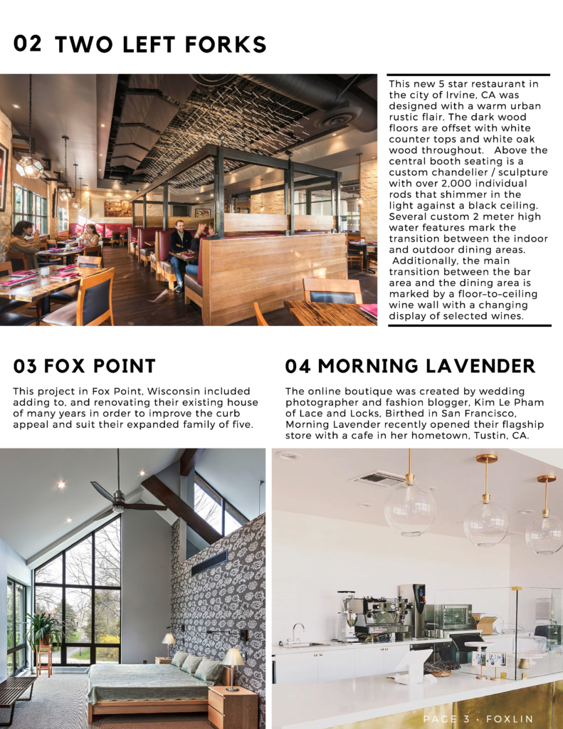 Named Best of Houzz in Design and Service Best Southern California Architectural Firm FoxLin Architects