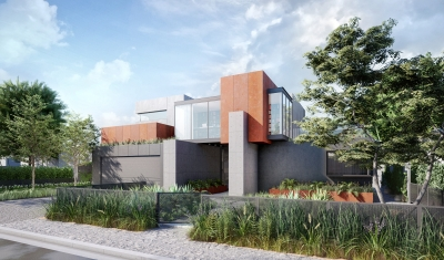 Ramona Residence_Unbuilt_CostaMesa_Foxlin-Architects_Costa Mesa_Foxlin Architects