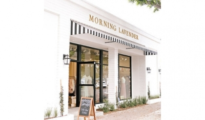 Foxlin Architects - Remodel Construction Clothing Boutique and Cafe in Old Town Tustin