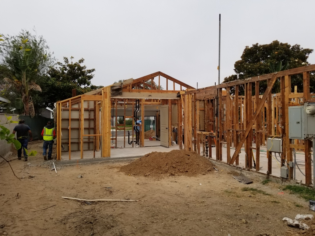 FoxLin Architects of Orange County -Nottingham Residence in Newport Beach, California - New Construction