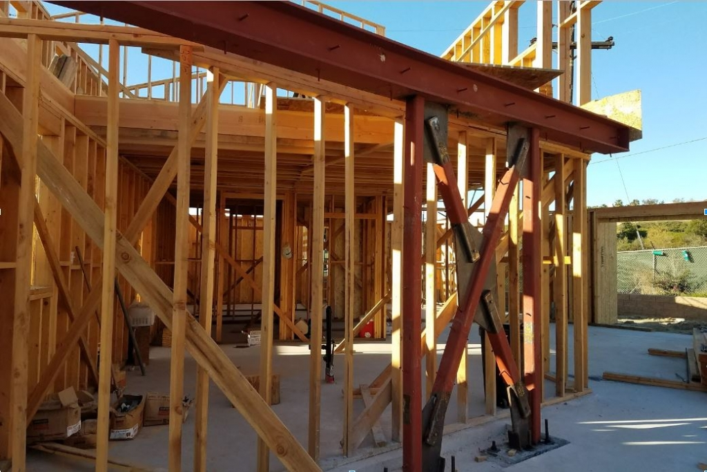 FoxLin Architects of Orange County - Balboa Duplex in Newport Beach, California - New Construction