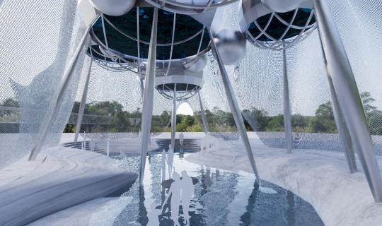 foxlin water pavilion