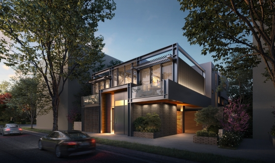 Foxlin-10th Street-NewConstruction-SantaMonica-ViewFromStreet