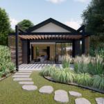ADU Garage Conversion Alt._Foxlin Architects